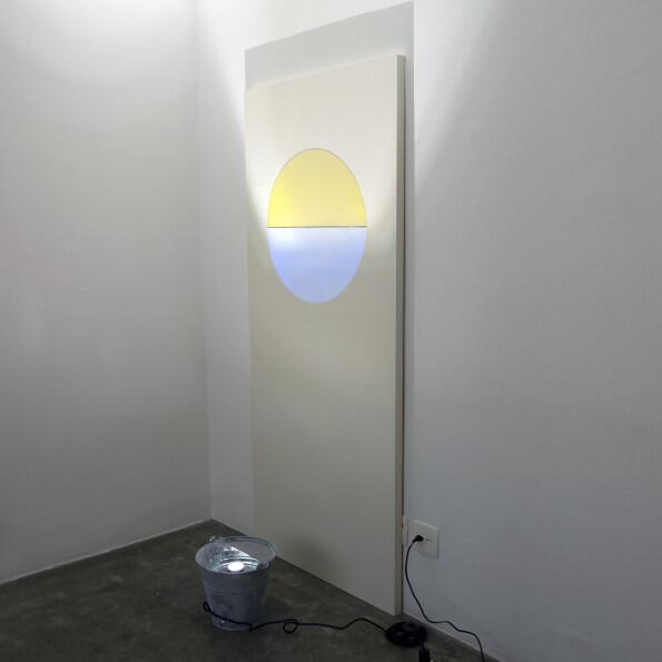 Olafur Eliasson, Sunset Door