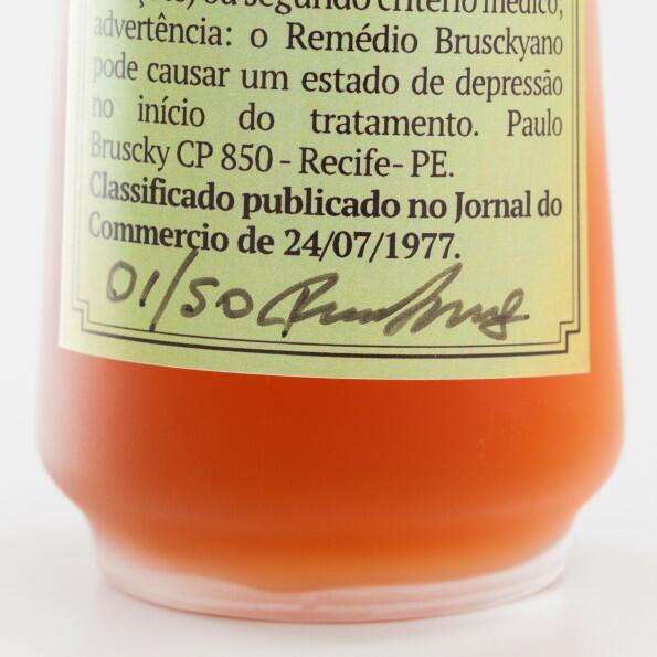 Paulo Bruscky, Remédio Brusckyano