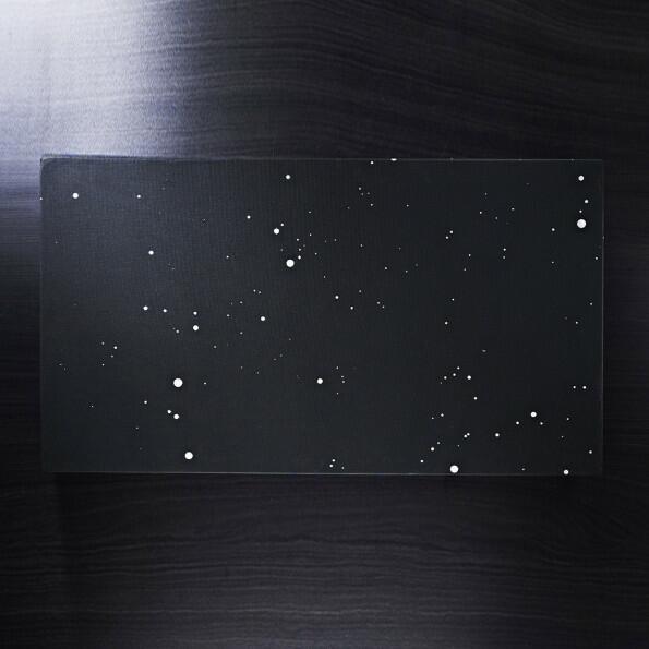 Antonio Dias, Galáxias