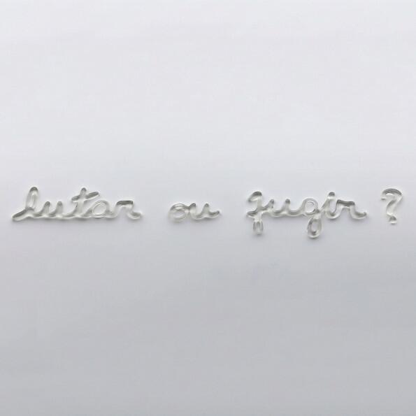 """Lutar ou fugir"", Shirley Paes Leme"
