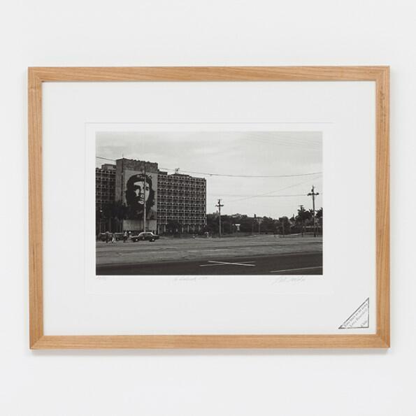 Lotty Rosenfeld, Acción de Arte: La Habana, Cuba