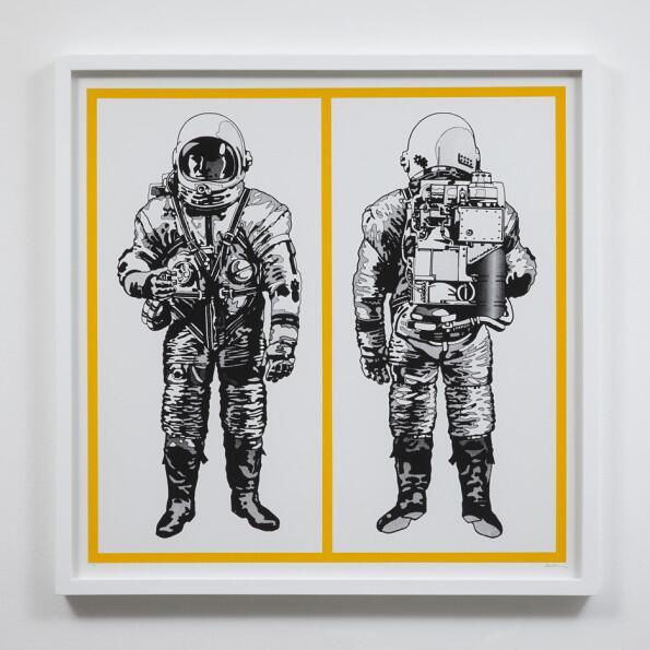 Claudio Tozzi, O astronauta