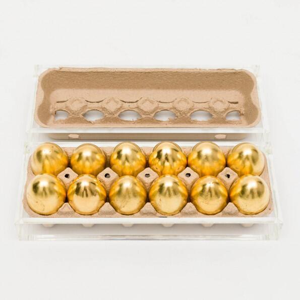 """Ovos de ouro"", Shirley Paes Leme"