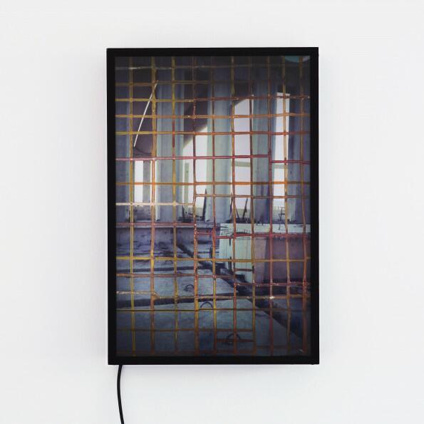 Ana Holck, Série Canteiro de obras