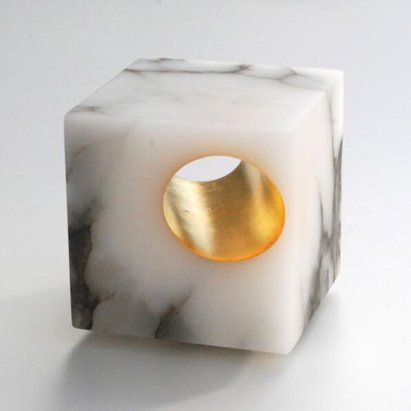 Cubo de ouro, Maria Carmen Perlingeiro
