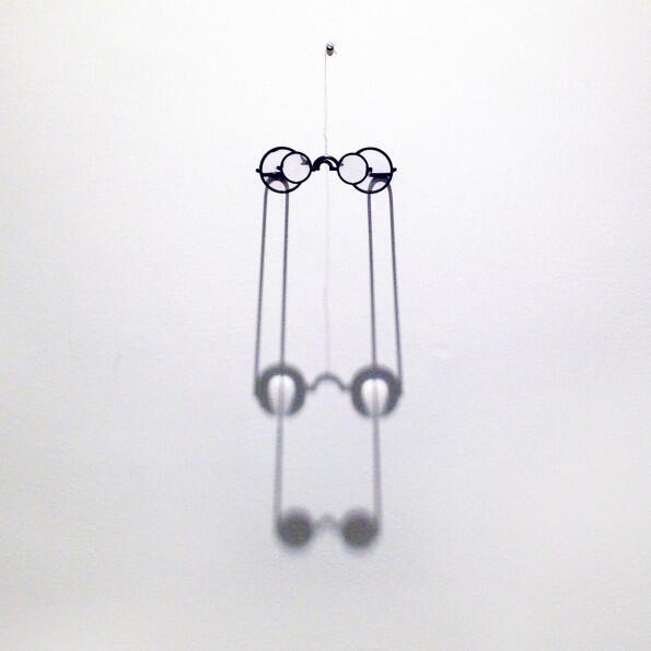 Pequenos Óculos para Ernst Lanzer