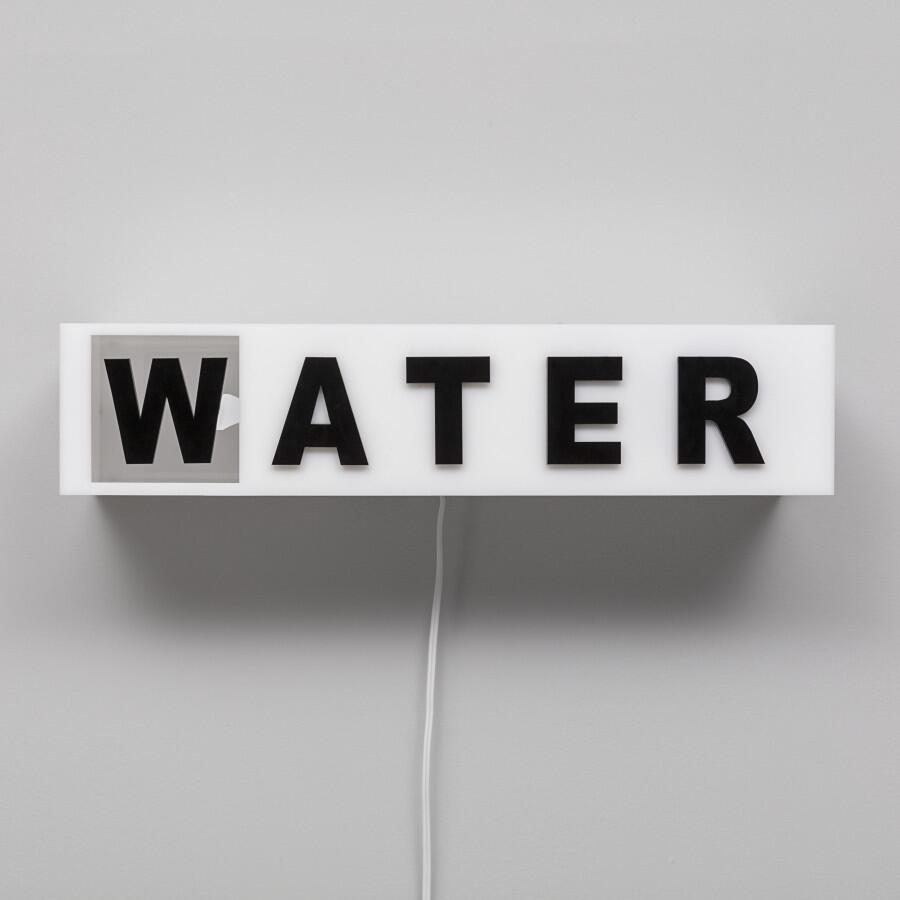 Arnaldo Antunes, Water Mater