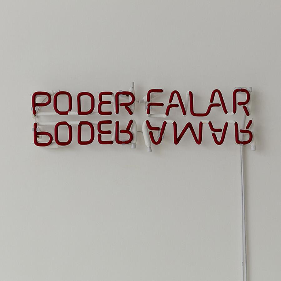 Regina Parra, Poder Falar