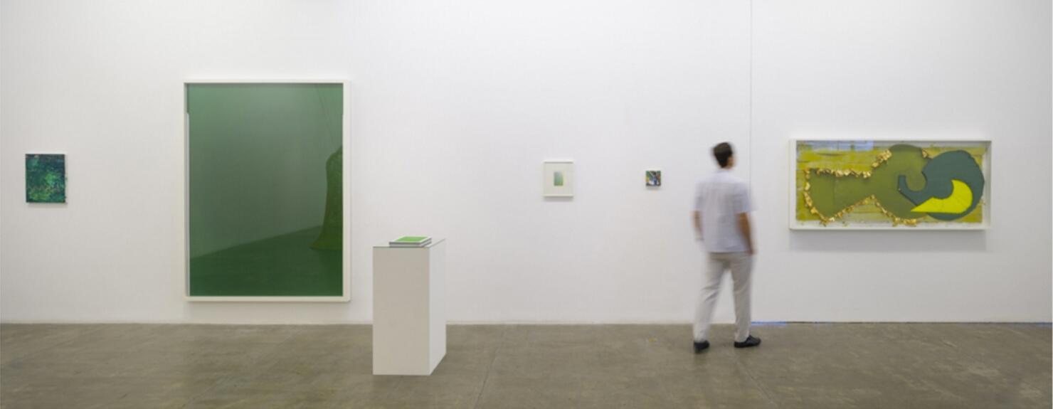 Coletiva de Verão| 2014 | Galeria Fortes Vilaça |Foto: Eduardo Ortega